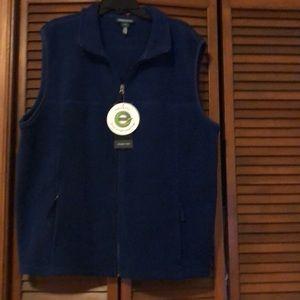 L.L.Beam/ Fleece Vest (NEW)
